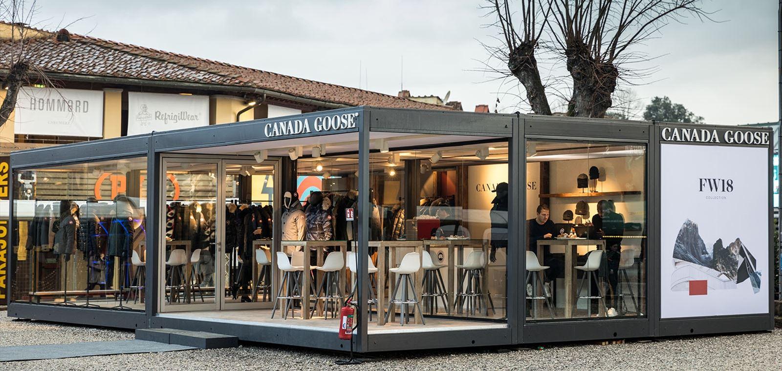 Temporary Outlet Mobili Bologna.Design4rent